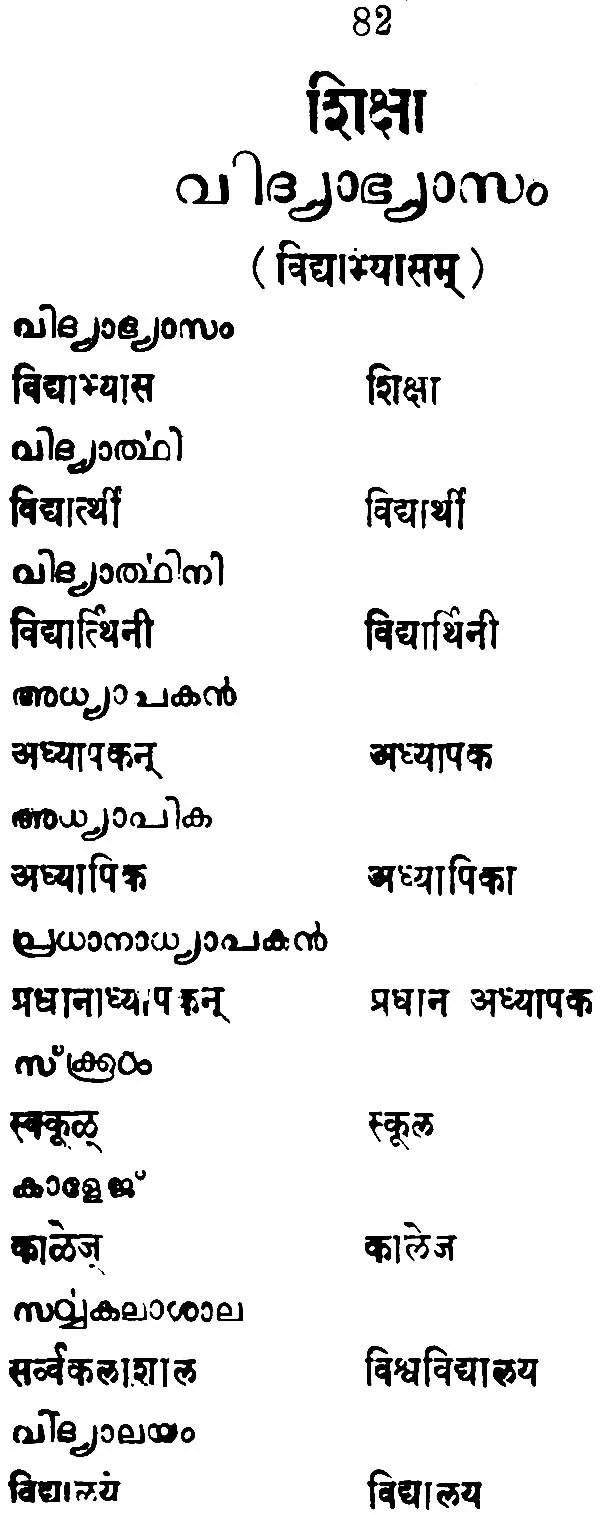 Learn malayalam in 30 days pdf