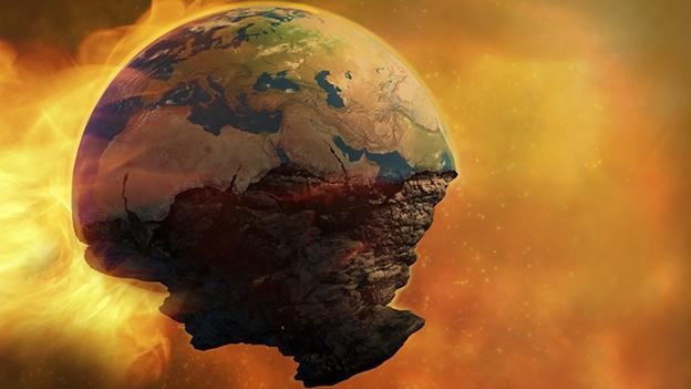 Resultado de imagen de fin de la tierra