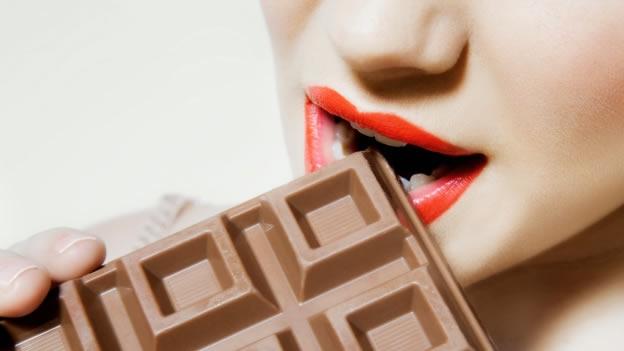 Resultado de imagen de el placer de comer chocolate