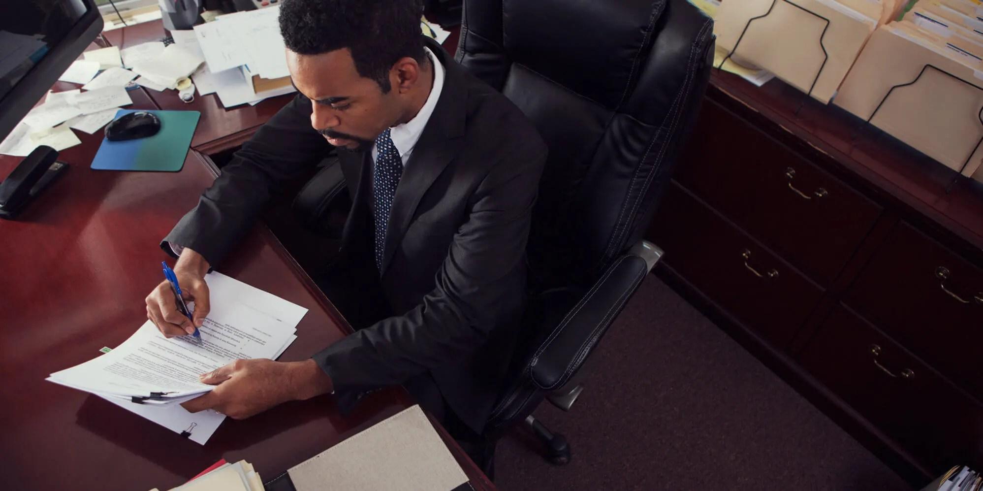 Criminal Defense Attorney Cover Letter - Cover Letter Resume ...