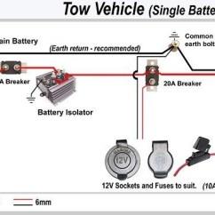 Wiring Diagram 12 Volt Electric Winch Rj11 South Africa Caravan & Camper Battery Charging @ Exploroz Articles