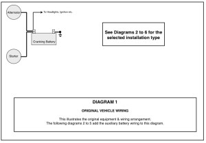 Auxiliary Battery System  Wiring Diagrams @ ExplorOz Blogs