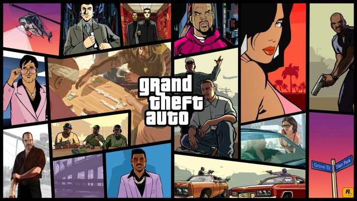 Grand Theft Auto: The Trilogy Remastered