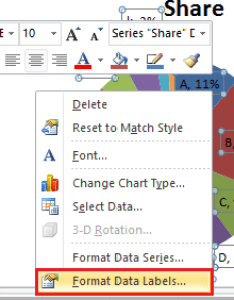Doc leader line pie also how to display lines in chart excel rh extendoffice
