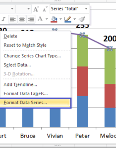 Doc add total labels also how to labels stacked column chart in excel rh extendoffice