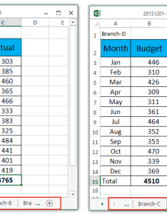 Doc chart across multiple worksheets also how to create from in excel rh extendoffice