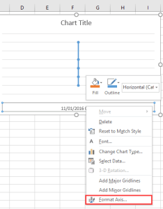 Doc chart with date time also how to create  and on  axis in excel rh extendoffice