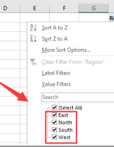 Clear filter cache old items from  pivot table by changing its option also how to in excel rh extendoffice