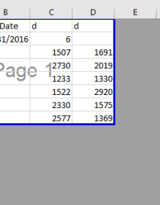 Grey out unused area by page break preview also how to quickly all in excel rh extendoffice