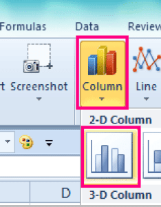 Doc create chart non contiguous also how to insert  with data in excel rh extendoffice
