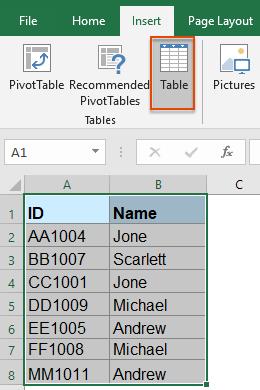 Menggabungkan Kolom Di Excel : menggabungkan, kolom, excel, Bagaimana, Menggabungkan, Lebih, Tabel, Menjadi, Berdasarkan, Kolom, Kunci?