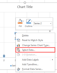 Doc move chart line to front also how or back in excel rh extendoffice
