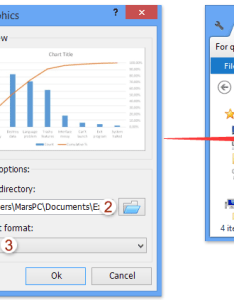 Ad export pareto chart also how to create simple in excel rh extendoffice