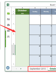 Ad perpetual calendar also how to make  monthly budget template in excel rh extendoffice
