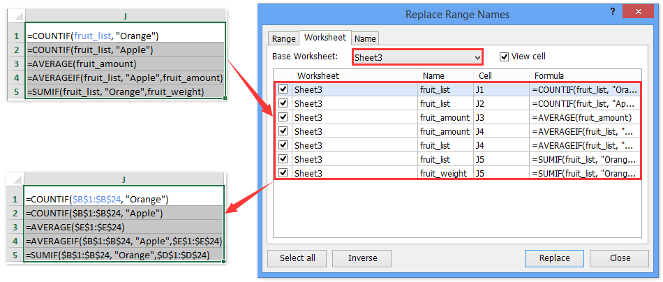 How To Quickly Delete All Named Ranges In Excel