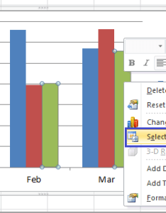 Doc update chart also how to auto  chart after entering new data in excel rh extendoffice