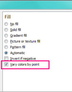 Doc different color chart also how to vary colors by point for in excel rh extendoffice