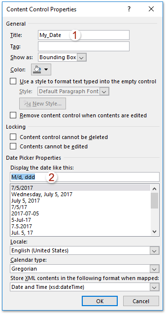 How to Automatically Insert Date in Word