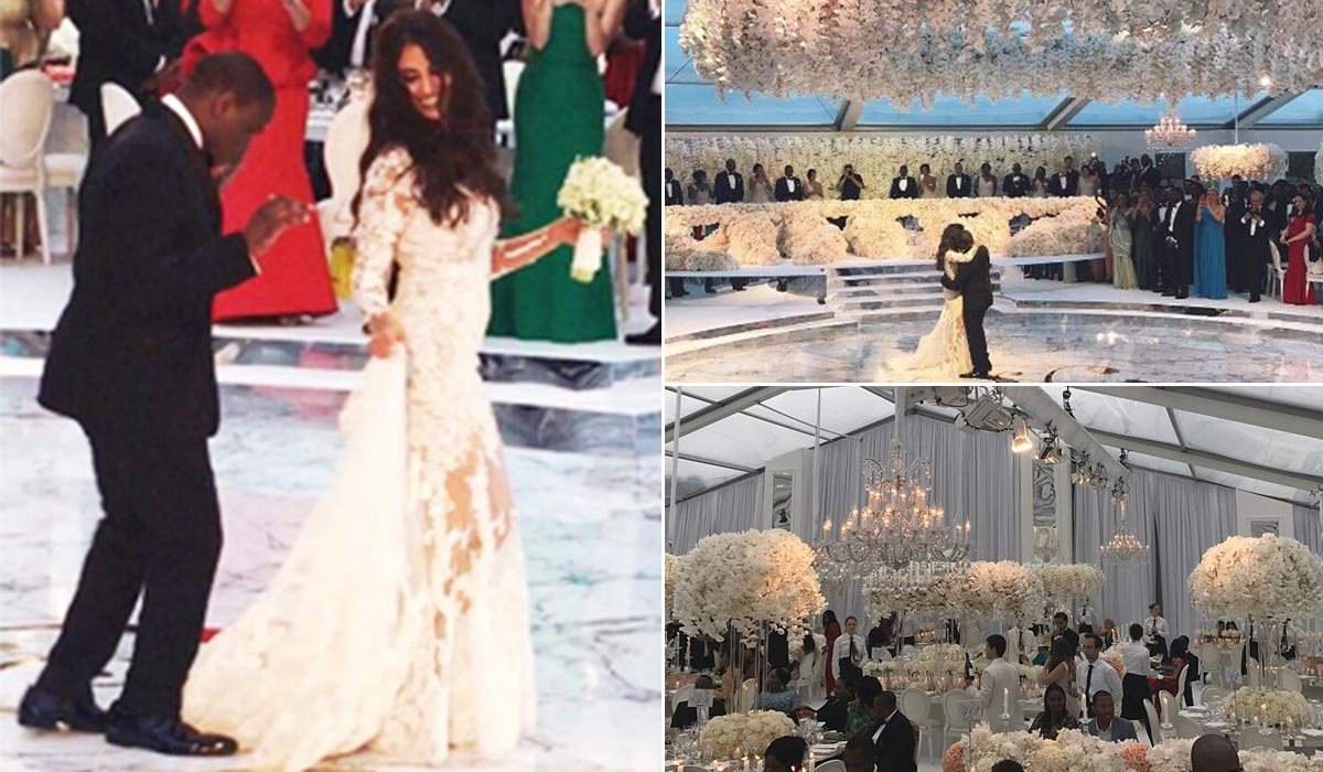 Billionaires Son Marries His Bride In Most Expensive Weddings