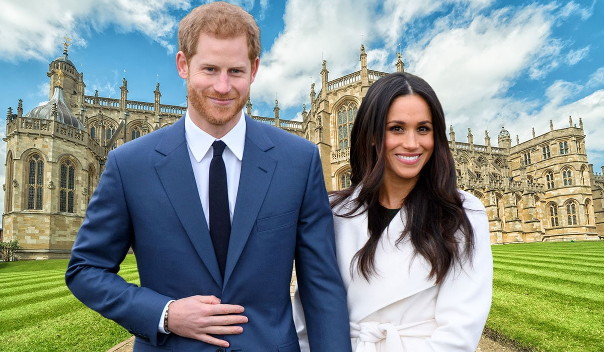Its Official  Meghan And Harry To Wed At Windsor Castle In May