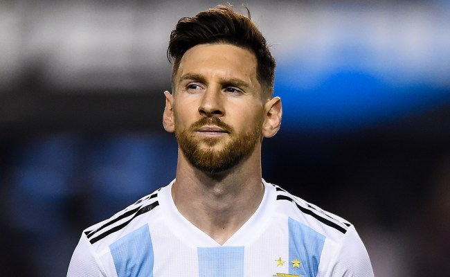 Messi Picks Eight World Cup Players To Watch Guess The