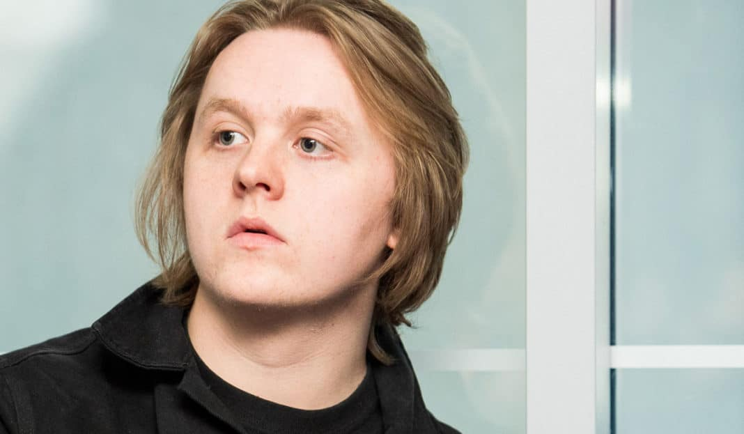 Lewis Capaldi Says Dont Call Me The New Ed Sheeran And