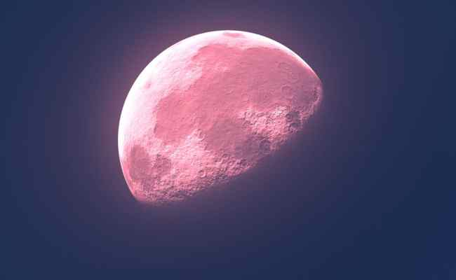 A Full Pink Moon Will Light Up The Skies Tonight On Good