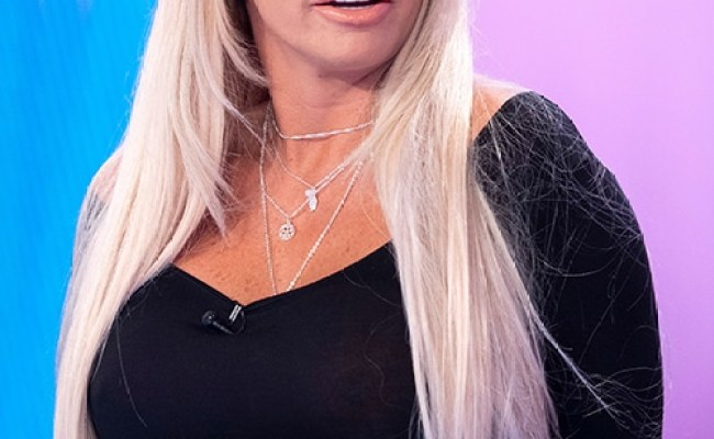 Katie Price Terrified Her Ears Might Fall Off Over Face
