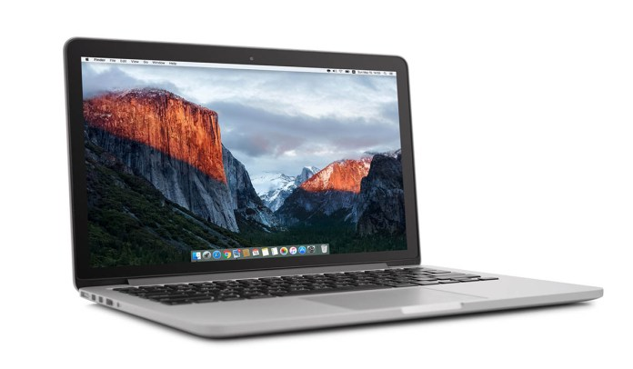 Apple macbook pro recall program announced due to faulty for Mac due the box
