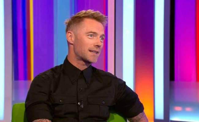 Emotional Ronan Keating Discusses Tribute Song To Stephen