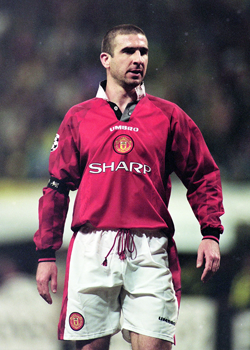 Born 24 may 1966) is a french actor, director, producer, and former professional footballer.he played for auxerre, martigues, marseille, bordeaux, montpellier, nîmes, and leeds united before ending his career at manchester united, where he won four premier league titles in five years and two league and fa cup. Man United legend Eric Cantona to enter Premier League ...