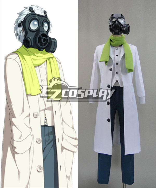 DMMD Dramatical Murder Clear Cosplay Costume