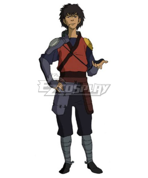 Avatar: The Last Airbender Jet Cosplay Costume