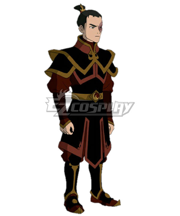 Avatar: The Last Airbender Zuko Cosplay Costume - C Edition