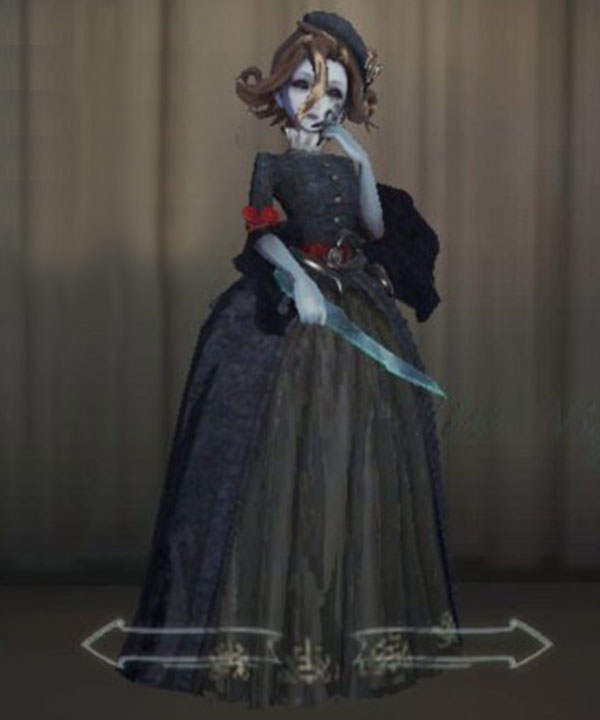 Identity V Bloody Queen Mary Connoisseur Halloween Cosplay Costume