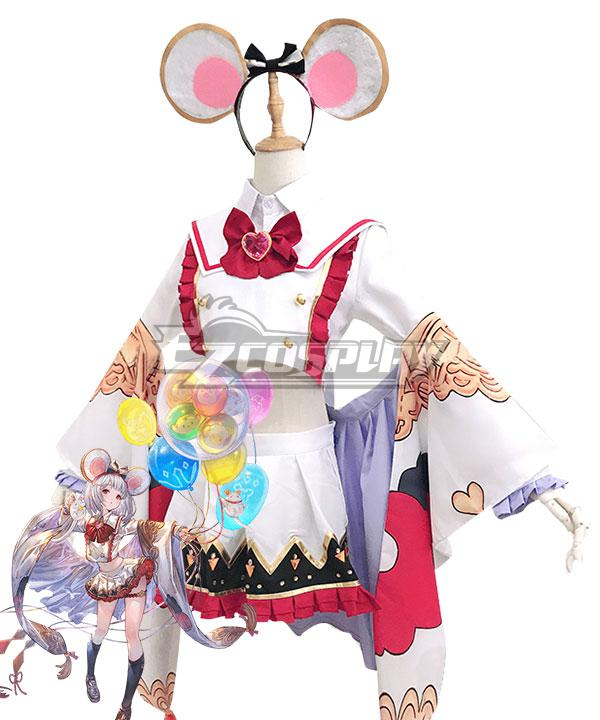 Granblue Fantasy Vikala Cosplay Costume