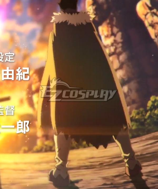 Dr.Stone Taiju Oki Winter Cosplay Costume