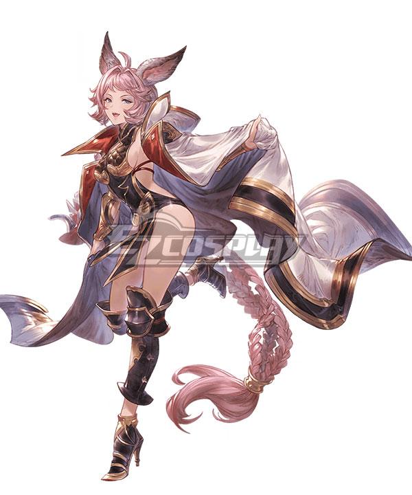 Granblue Fantasy Tien Cosplay Costume