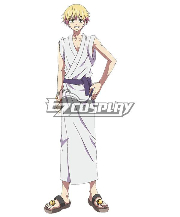 Dr. Ramune Mysterious Disease Specialist Ramune Cosplay Costume