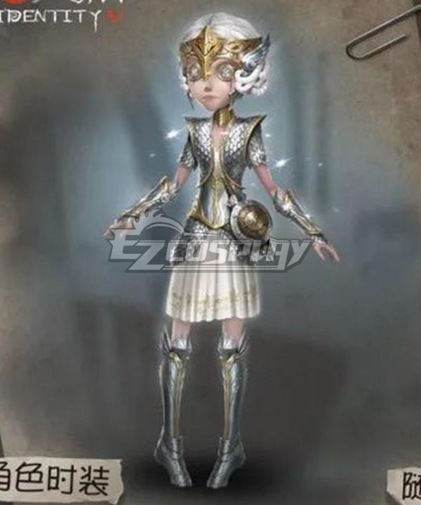 Identity V Female Dancer Margaretha Zelle Valkyrie Halloween Cosplay Costume