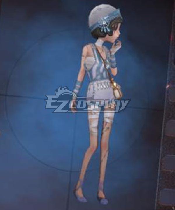 Identity V Female Dancer Margaretha Zelle Music Score Halloween Cosplay Costume