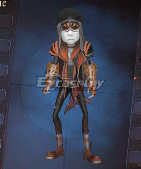 Identity V Mercenary Naib Subedar Blacktip Halloween Cosplay Costume
