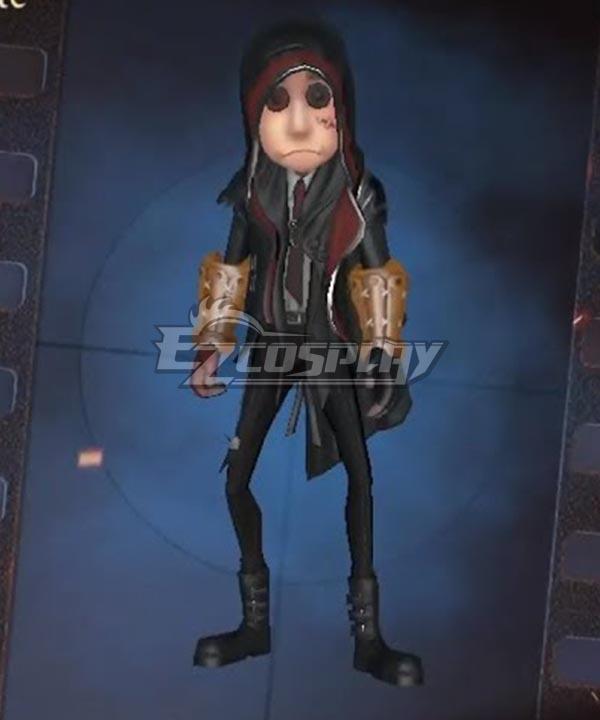 Identity V Mercenary Naib Subedar Hound Halloween Cosplay Costume
