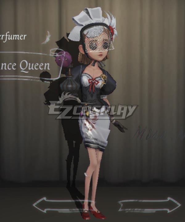 Identity V Perfumer Vera Nair Fragrance Queen Halloween Cosplay Costume