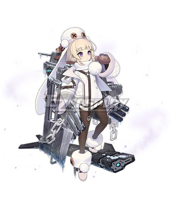 Azur Lane SN Grozny Cosplay Costume