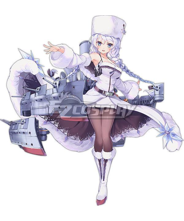 Azur Lane SN Avrora Cosplay Costume