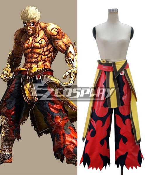 Asura Cosplay Costume from Asura's Wrath