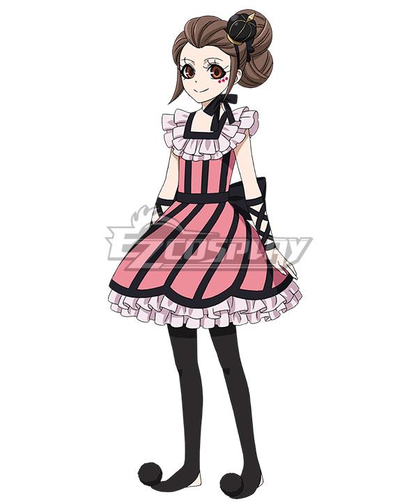 Black Butler Kuroshitsuji: Book of Circus Wendy Cosplay Costume