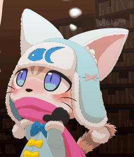 Cat Busters Mafumofu Cosplay Costume