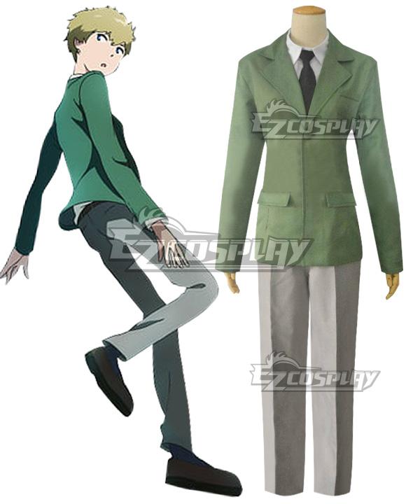 Digimon Adventure tri Takeru Takaishi Cosplay Costume